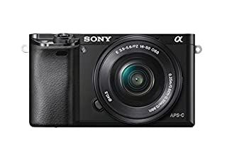 "Sony Alpha 6000 Systemkamera (24 Megapixel, 7,6 cm (3"") LCD-Display, Exmor APS-C Sensor, Full-HD, High Speed Hybrid AF) inkl. SEL-P1650 Objektiv schwarz (B00IE9XHE0) 