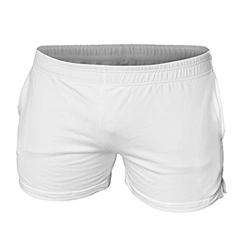 Alivebody Mens Bodybuilding Shorts 3
