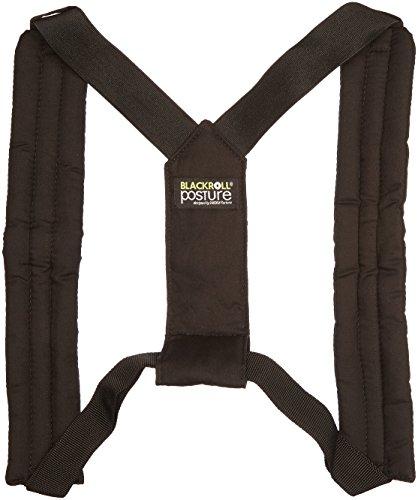 Blackroll Posture Designed By Swedish Posture Attitude Trainer, noir, XXL