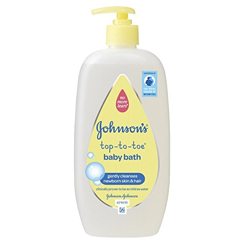 Johnson's Baby 500 ml Top to Toe Bath
