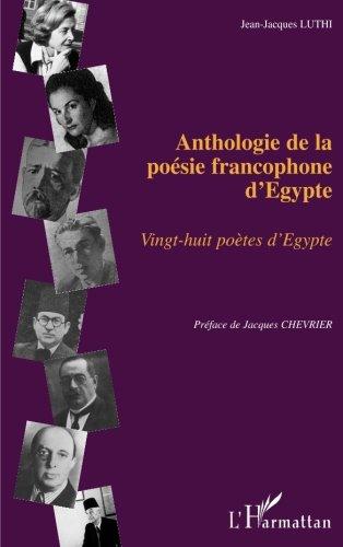 Anthologie de la poésie francophone d&#...