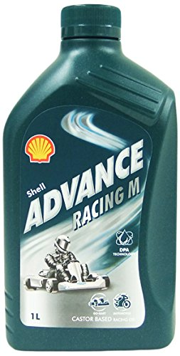 Shell Advance Racing M 1535001 Olio Motore 1 L