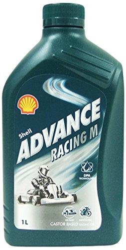 Shell Advance Racing M 1535001Olio Motore 1L