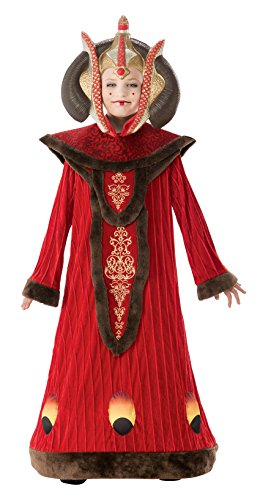 Mädchen Kostüm Padme - Star Wars Queen Amidala Child Costume Large
