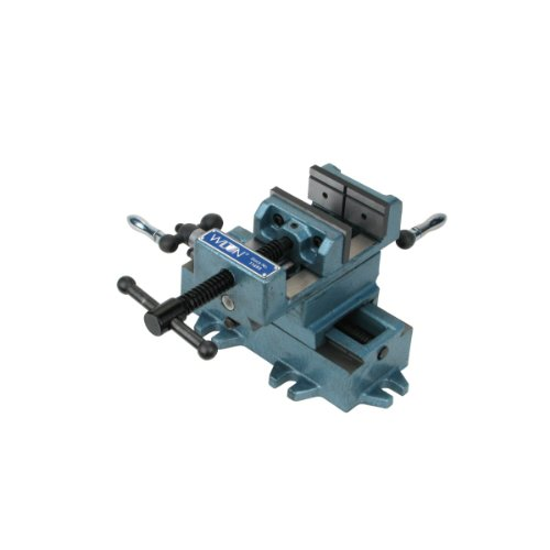 Wilton 11694 4-Inch Cross Slide Drill Press Vise by Wilton (Slide Vise Cross Press Drill)