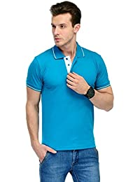 B&W Organic Cotton Polo T-Shirt - Turquoise Green