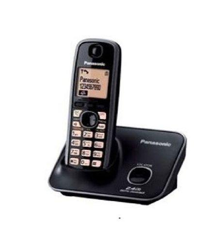 Panasonic Single Line 2.4GHz KX-TG3711SX Digital Cordless Telephone