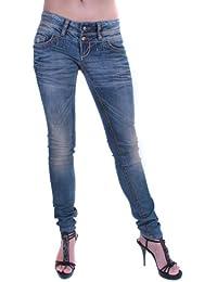 CIPO & BAXX Damen Jeans CBW-347