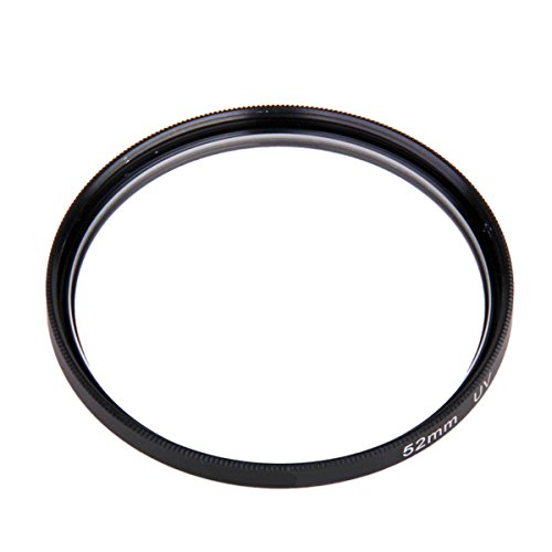 Banner 52mm UV-Schutz-Objektiv-Filter Für Kamera-Camcorder DV-