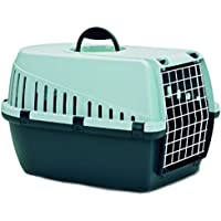 Savic Trotter 3 Pet Carrier (Dark Gray)