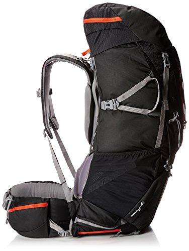VAUDE Trekkingrucksack Centauri XL, 75+10 Liter black