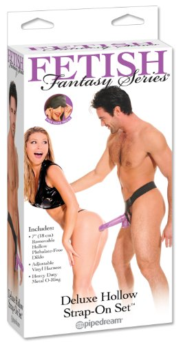 Pipedream, Fetish Fantasy Series Deluxe Hollow Strap-On Set