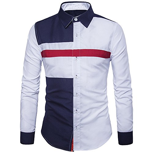 Promozione!,Vendita Calda Camicia Uomo Manica Lunga Fashion Coreano T Shirt Uomo Maglietta...