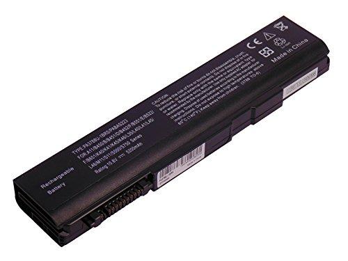 Beste Akku Repuesto para 10.8V 5200mAh PA3788U-1BRS PA3787U-1BRS PA3786U-1BRS PABAS223 31W 61W 62W para TOSHIBA Tecra A11 M11 P11 S11 Pro S500 Receptor de satélite B450 B451 B451 L45 L46