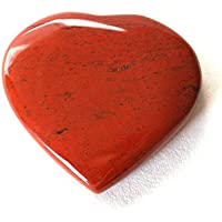 Reiki heilende Energie geladen natur, rot Jasper Herzform Kristall Palm Stone (2x 3cm) Geschenk preisvergleich bei billige-tabletten.eu