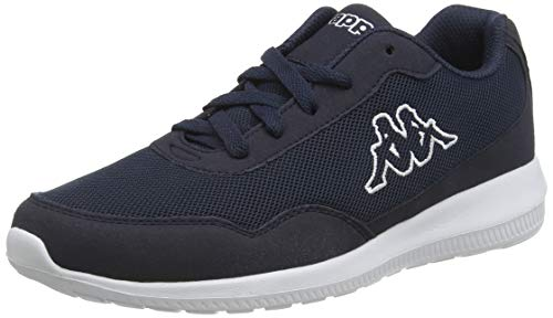 Kappa Follow, Zapatillas Unisex Adulto, Azul (Navy/White 6710), 44 EU