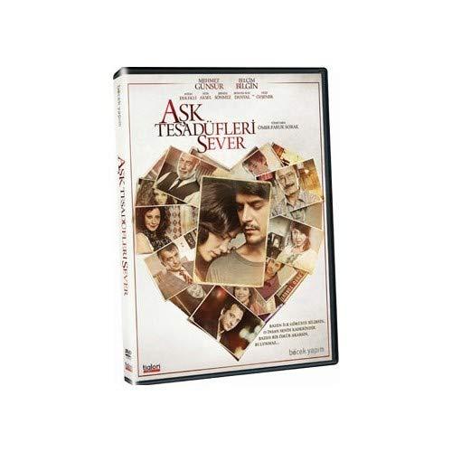 Ask Tesadüfleri Sever DVD
