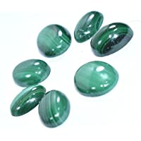Gem Stone - Malachite Set Of 5 Chakra Healing Crystal, Meditation Stones, Yoga Crystals, Palm Thumb Pocket Stones... preisvergleich bei billige-tabletten.eu