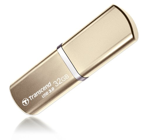 Transcend JetFlash 820 USB 3.0 32GB Pen Drive (Gold)