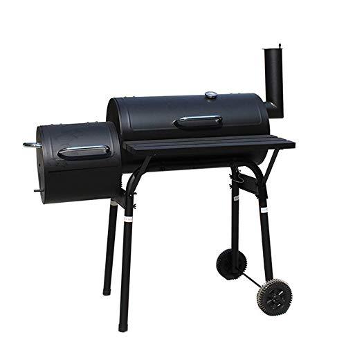 Horno de barbacoa al aire libre for más de 5 personas Caja de parrilla de carbón portátil Parrilla...