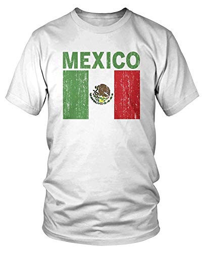 Kostüm Aktivist - Men's Team Mexico Soccer, Football, Mexican Futbol T-Shirt XXL