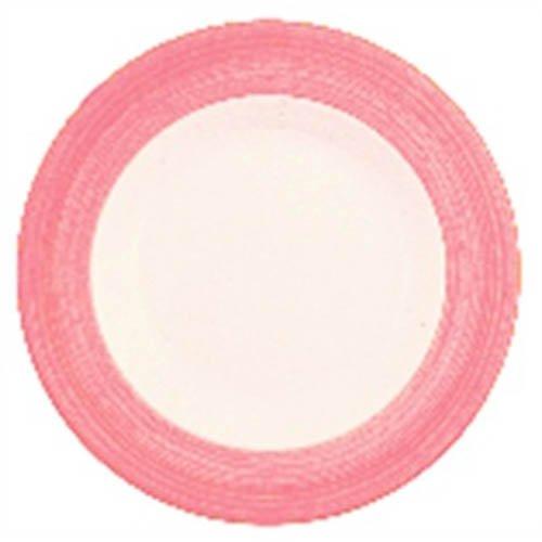 Steelite V3153Rio Slimline Teller, 202.5mm, pink (24Stück)