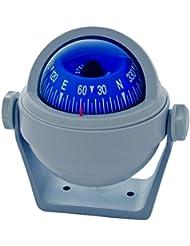 Forwater Stella Compas de navigation sur étrier Gris 65 mm