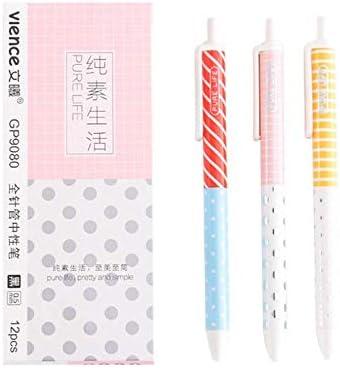 SunnyGod cadeau cadeau cadeau pour les enfants Set de stylo gel noir de 12 pièces B07KR223QL   Pas Chers  f8c7ae
