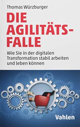 Die Agilitäts-Falle: Wie Sie in der digitalen Transformation stabil arbeiten und leben können