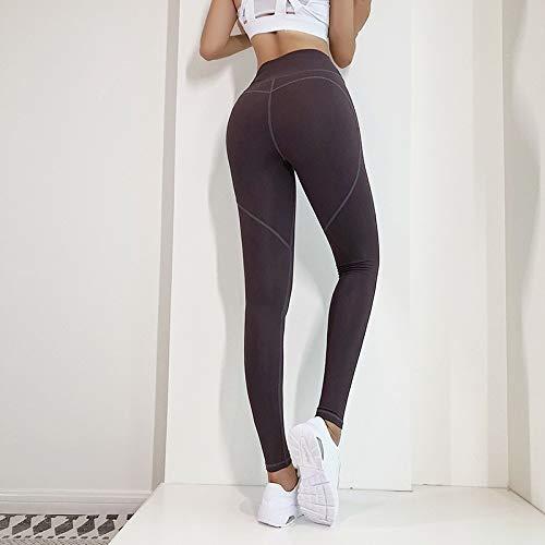1fcb52552707ce GSYJK Heart Shape High Waist Gym Leggings Pink Yoga Pants Push Up Legging  Sport Women Fitness