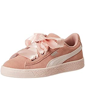 Puma Suede Heart Jewel PS, Zapatillas Para Niñas