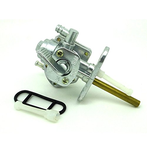 Electronic Valve Assembly (Yihao Suzuki Drz400 Dr-Z 400 S Sm Petcock Fuel Cock Vacuum Pulse Switch Valve Assembly 1987-2006 Suzuki Lt80 Quad Sport Zz984)