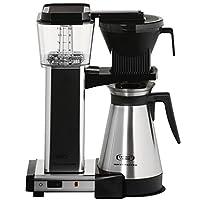 Moccamaster KBGT 741 coffee machine Alu poliert