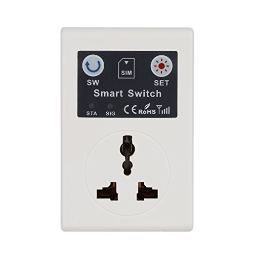 Mando a distancia inalámbrico para teléfono móvil, PDA y GSM, con interruptor inteligente