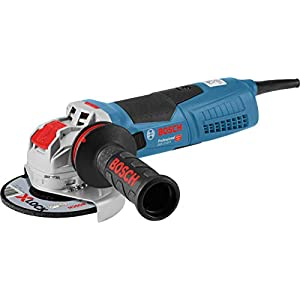 Bosch Professional GWX 17-125 S – Amoladora angular (1700 W, X-LOCK, Ø disco 125 mm, velocidad variable, en caja)