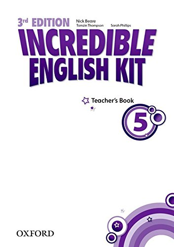 Incredible English kit 5: Teacher's Guide 3rd Edition (Incredible English Kit Third Edition)