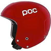 POC Skull X Casco de esquí Unisex adulto, Rojo (Oscuro Red), L (57-58 cm)