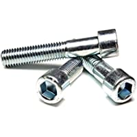 100Pcs Lot-Flachkopfmaschinenschraube Stahl vernickelt M1 M1.2 M1.4 M1.6 M1.7 M2 M2.5 M2.6 M3 M2.6 10mm