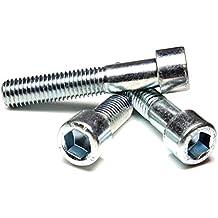 DIN601 PROFI 6kt MU G4.6//8.8 VZ ST DIN 601 // ISO 4016 PROFI Sechskant Bauschraube mit Mutter G/üte 4.6//8.8 verzinkt Stahl M14 x 220 1 St/ück