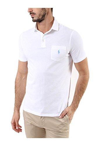 Ralph Lauren Damen Poloshirt Weiß