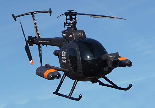 WIM-Modellbau RC XL Hubschrauber 62cm 300 Meter REICHWEITE mit AKKU & 2,4GHz