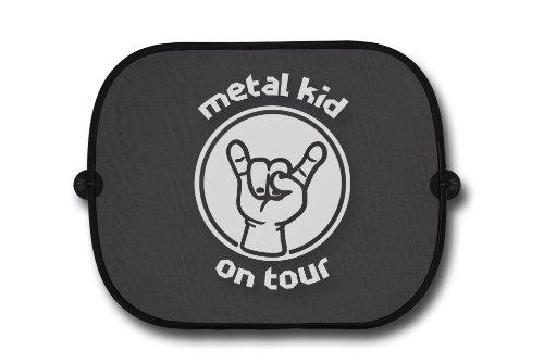 """""""metal-kid on tour"""": Auto Sonnenschutz (1)"""