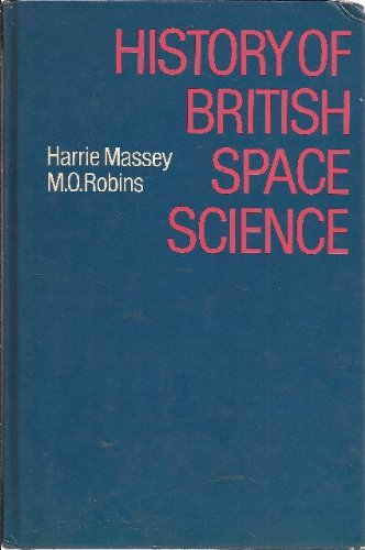 History of British Space Science.