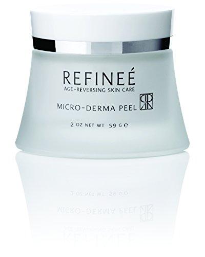 Refinee Hautpflege Micro-Derma Peel 2,0Oz sicher für alle Hauttypen. Dieses Reich Emollient...