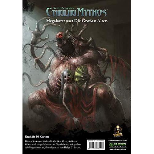 Cthulhu Mythos 5E - Große Alte Megakartenset