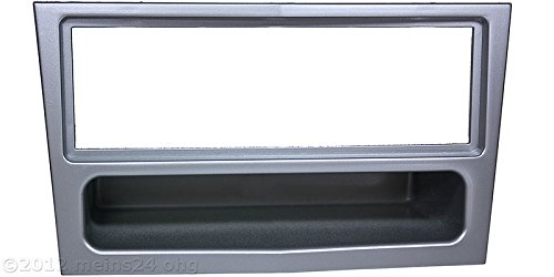 meins24 15120004 Radioblende passend für OPEL Astra H, Tigra, Vivaro, Antara, Astra Twin Top, Corsa D, Zafira,