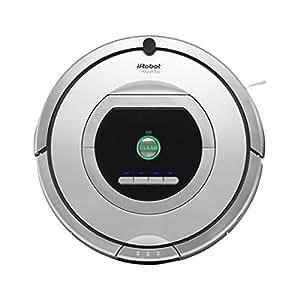 iRobot Roomba 760 Robot Aspirapolvere, iAdapt, Anti-Tangle