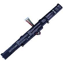 Reemplazo BEYOND Batería para ASUS A41-X550E, ASUS R751, ASUS R752, ASUS F751 Series, ASUS F550 Series, ASUS X751 ASUS K751 Series, ASUS P750L Series, ASUS AsusPro P750L Series. [14.4V 2200mAh, 12 meses de garantía]