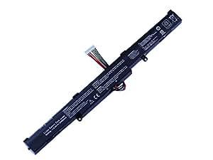 Replacement Beyond Batterie pour ASUS A41-X550E, ASUS R751 R752, ASUS F751 F550 Series, ASUS X751 ASUS K751 Series, ASUS P750L Series, ASUS P750L Series. [14.4V 2200mAh, 12 Mois de Garantie]