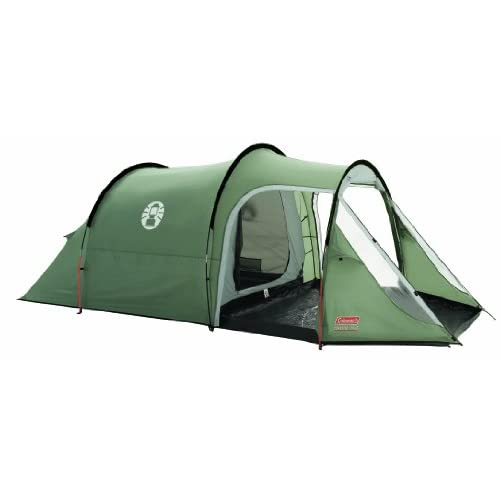 41OWDHgj7wL. SS500  - Coleman 3+ Coastline Tent, Green/Grey, 3 Person